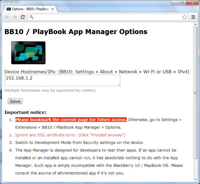 playbookmanager