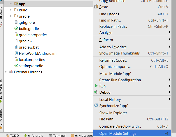 Gradle Tutorial : Part 6 : Android Studio + Gradle – iRomin