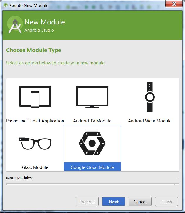 Eclipse Google App Engine Tutorial: Gradle Tutorial : Part 7 : Android Studio + App Engine